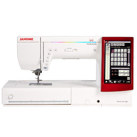 Janome Horizon Memory Craft 14000