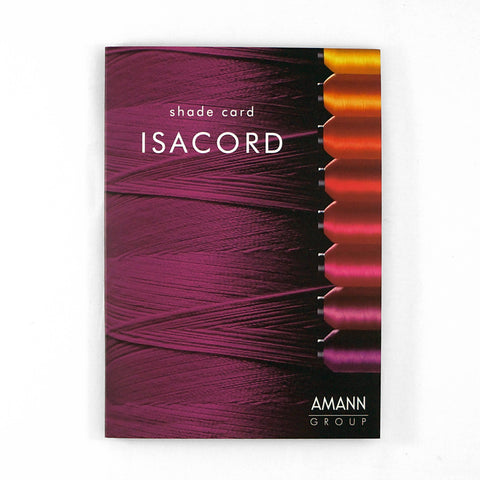 Isacord - Color Card