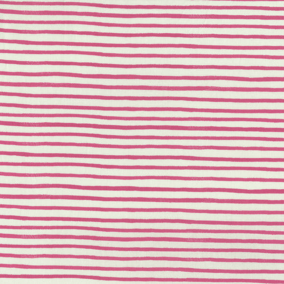 English Garden Stripes in Pink