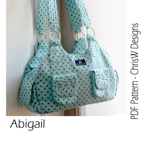Abigail - PDF Accessory Pattern