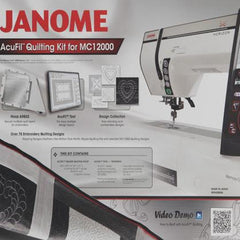 Acufil Quilting Kit (859428004) from Janome In Store Only for Janome