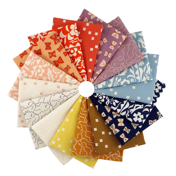 Alma - Fat Quarter Bundle