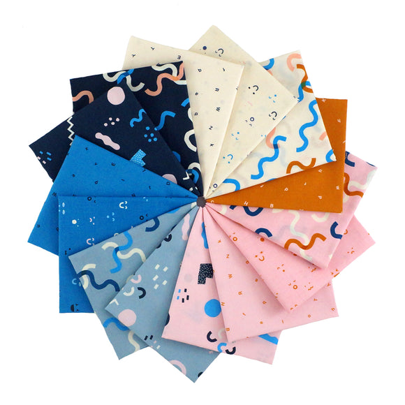 Anagram - Fat Quarter Bundle