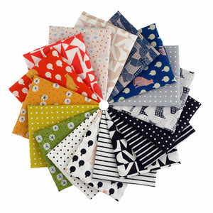 Around Town - Fat Quarter Bundle