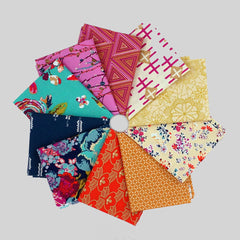 Fusion - Boho - Fat Quarter Bundle from Boho by Pink Castle Fabrics House Designers  for Art Gallery