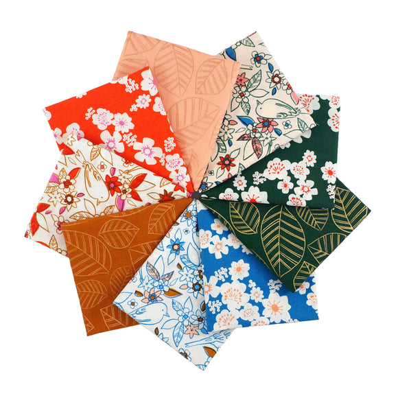 Aviary - Half Yard Bundle