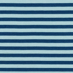 Blake Cotton Jersey Knit Stripes in Fog from Blake Cotton Jersey Knit by Carolyn Friedlander for Robert Kaufman