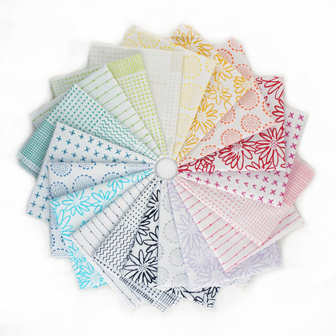 Blueberry Park Low Volume - Fat Quarter Bundle