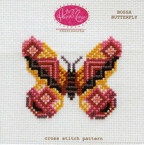 Bossa Butterfly - Printed Pattern