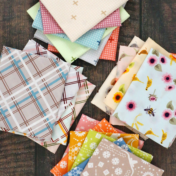 Buffalo Flats - Fat Quarter Bundle