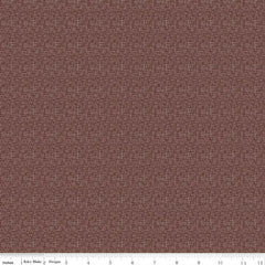 Hashtag Small in Brown from Hashtag by Riley Blake House Designers  for Riley Blake