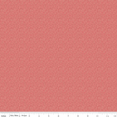 Hashtag Small in Coral from Hashtag by Riley Blake House Designers  for Riley Blake