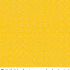 Hashtag Small in Mustard from Garden Dreamer by Riley Blake Designs House Designers  for Riley Blake Designs