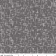 Hashtag Large in Charcoal from Hashtag by Riley Blake House Designers  for Riley Blake