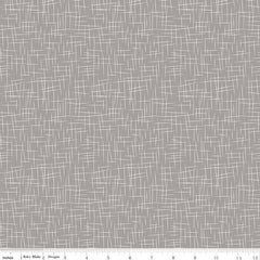 Hashtag Large in Gray from Hashtag by Riley Blake House Designers  for Riley Blake