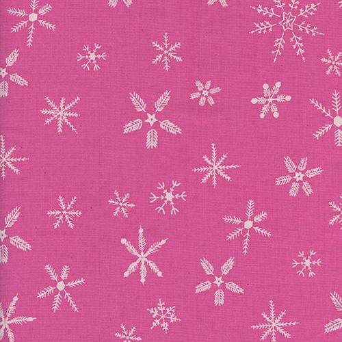 Frost Flurry in Pink