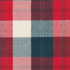 Mammoth Flannel Skiing in Americana from Mammoth Flannel by Robert Kaufman Fabrics House Designers  for Robert Kaufman Fabrics