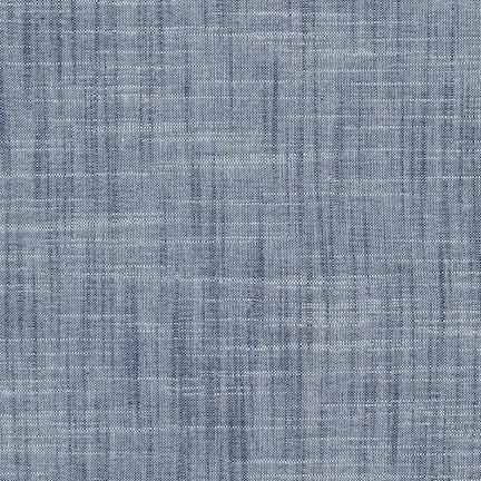 Manchester Yarn Dyed Woven in Denim