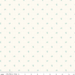 Bee Backgrounds Daisy in Teal