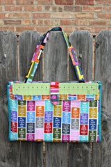 Camp Stitchalot - PDF Accessory Pattern from Japanese Quilt Artist Series by Sew Sweetness for World Book Media