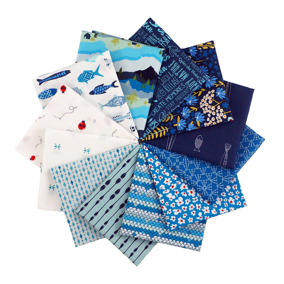 Catch & Release - Fat Quarter Bundle