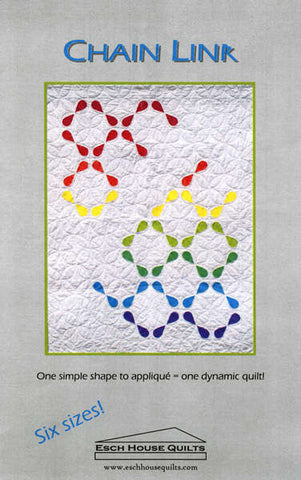 Chain Link - PDF Quilt Pattern
