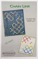 Chain Link from Japanese Quilt Artist Series by Esch House Quilts House Designers  for World Book Media
