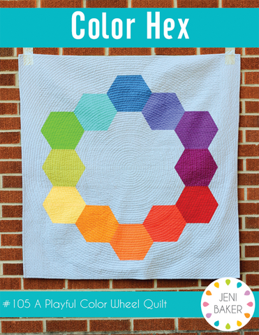 Color Hex - Quilt Pattern