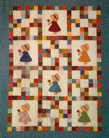 Country Girl - PDF Quilt Pattern