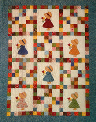 Country Girl - PDF Quilt Pattern by Cottage Quilt Designs