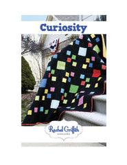 Curiosity - PDF Quilt Pattern by Rachel Griffith Designs