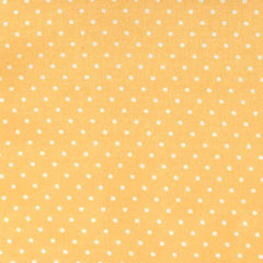 Pinhead Dot in Mango from Pinhead Dot by Michael Miller House Designers  for Michael Miller