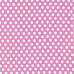 Kiss Dot in Peony from Kiss Dots by Michael Miller House Designers  for Michael Miller