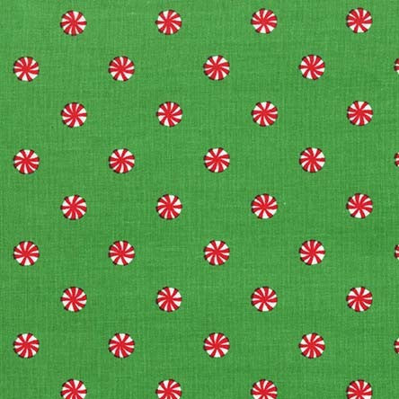 Mini Mints in Evergreen Fabric