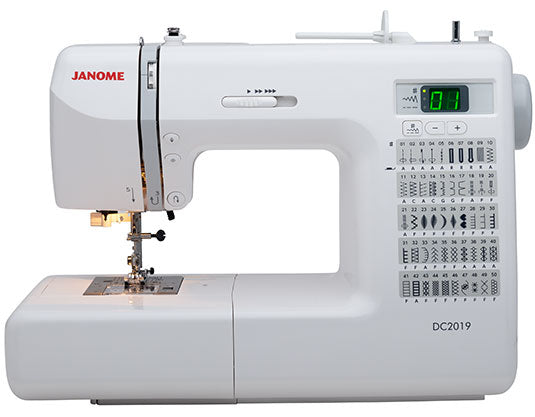 Janome DC2019