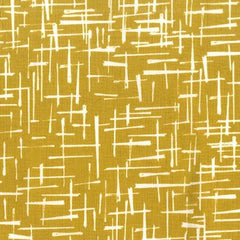 Hoppington Haystack in Gold from House of Hoppington by Violet Craft for Michael Miller Fabrics