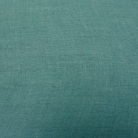 Double Gauze Solid in Teal