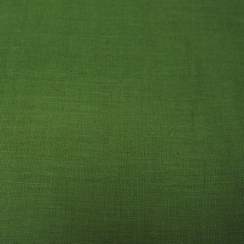 Double Gauze Solid in Dark Green