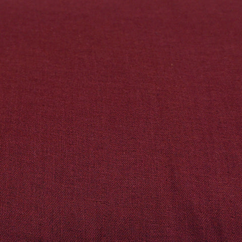 Double Gauze Solid in Light Plum