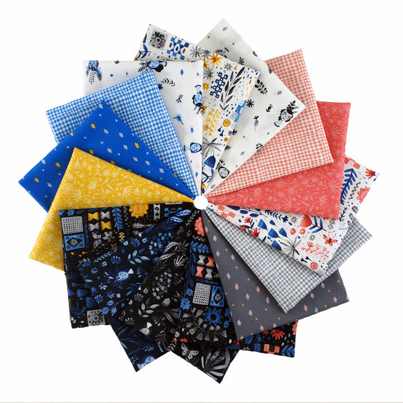 Eloise's Garden - Fat Quarter Bundle