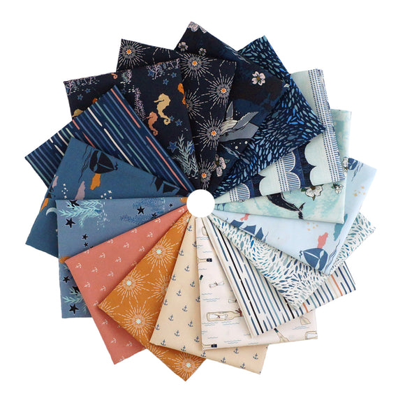 Enchanted Voyage - Fat Quarter Bundle