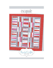 Escapade - PDF Quilt Pattern by Rachel Griffith Designs