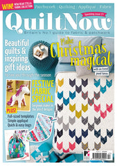 Quilt Now Magazine - Issue 17 - November 2015 for Quilt Now