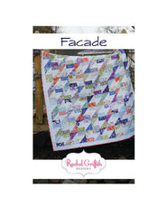 Facade - PDF Quilt Pattern by Rachel Griffith Designs