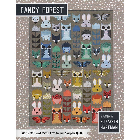 Fancy Forest – Paper Quilt Pattern
