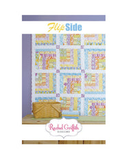 Flipside - PDF Quilt Pattern by Rachel Griffith Designs