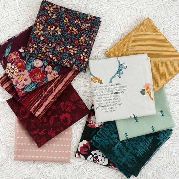 Foresta Fusion - Fat Quarter Bundle