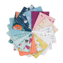 Garden Dreamer – Fat Quarter Bundle from Garden Dreamer by Maureen Cracknell for Art Gallery