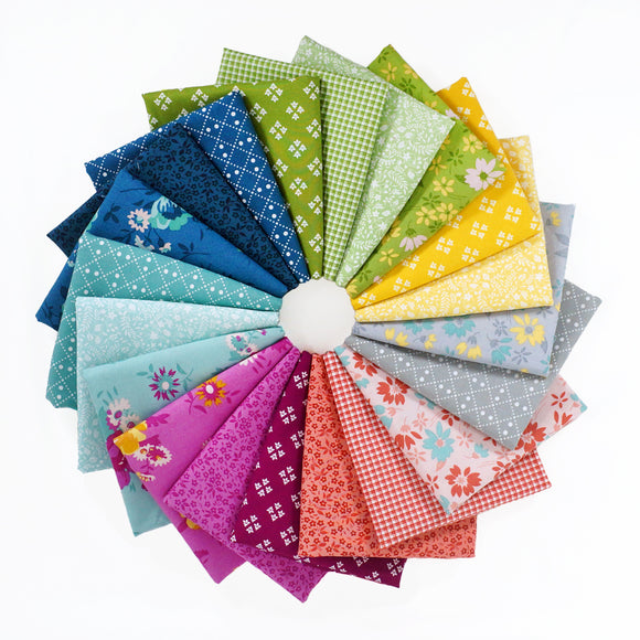 Garden Club - Fat Quarter Bundle