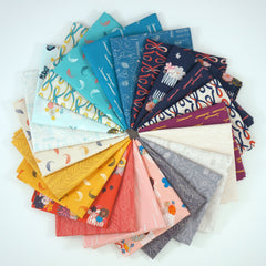 Good Hair Day – Fat Quarter Bundle from Good Hair Day by Kim Andersson for Windham